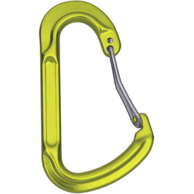 Basic Nature Accessory Carabiner D 2 Pieces lime